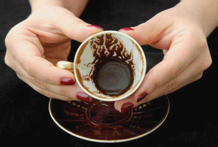 Coffee Cup Reading Course in Delhi NCR